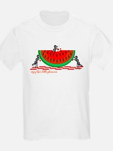 Life's Little Pleasures T-Shirt