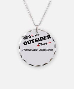 Unique The outsiders Necklace
