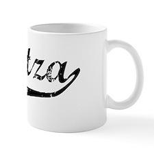 Maritza Vintage (Black) Coffee Mug