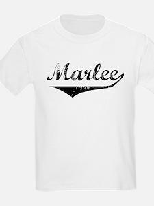 Marlee Vintage (Black) T-Shirt