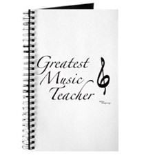 Greatest Music Teacher Journal