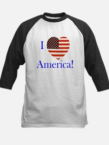 I Love America! Tee