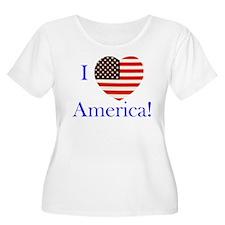 I Love America! T-Shirt