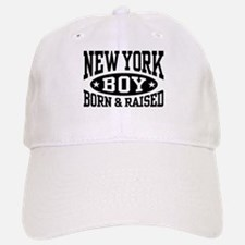 New York Boy Baseball Baseball Cap