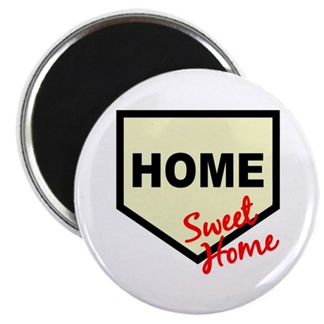 """Home Sweet Home 2.25"""" Magnet (10 pack)"""