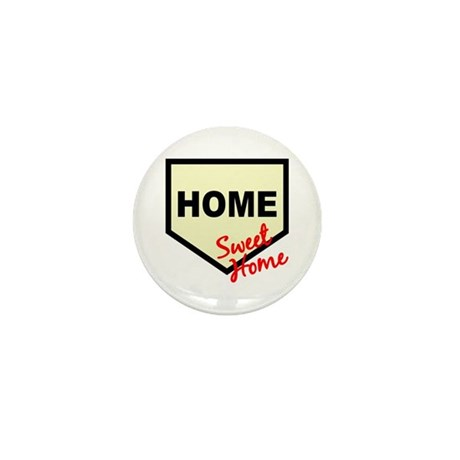 Home Sweet Home Mini Button (10 pack)