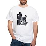 Camera White T-Shirt