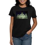 Saint Louis Cathedral Women's Dark T-Shirt