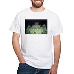 Saint Louis Cathedral White T-Shirt