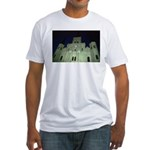 Saint Louis Cathedral Fitted T-Shirt
