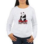Crazy Panda Women's Long Sleeve T-Shirt