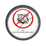 No HFCS Wall Clock