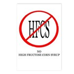 No HFCS Postcards (Package of 8)
