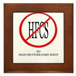 No HFCS Framed Tile