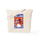 Obey the English Bulldog! Tote Bag