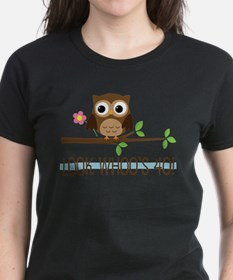 40th Birthday Owl T-Shirt