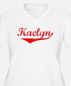 Kaelyn Vintage (Red) T-Shirt