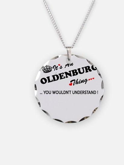 Cute Oldenburg Necklace