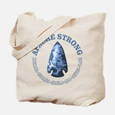 Apache Strong Tote Bag