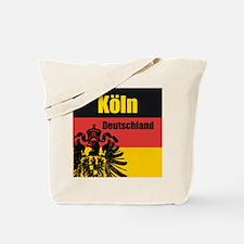 Köln Deutschland Tote Bag