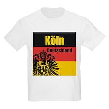 Köln Deutschland T-Shirt