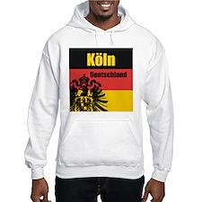 Köln Deutschland Hoodie