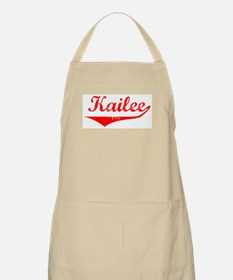 Kailee Vintage (Red) BBQ Apron