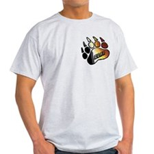 BEAR PRIDE PAW/BEAR T-Shirt