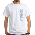 Somalia Stamp White T-Shirt