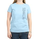 Somalia Stamp Women's Light T-Shirt