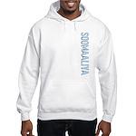 Soomaaliya Stamp Hooded Sweatshirt