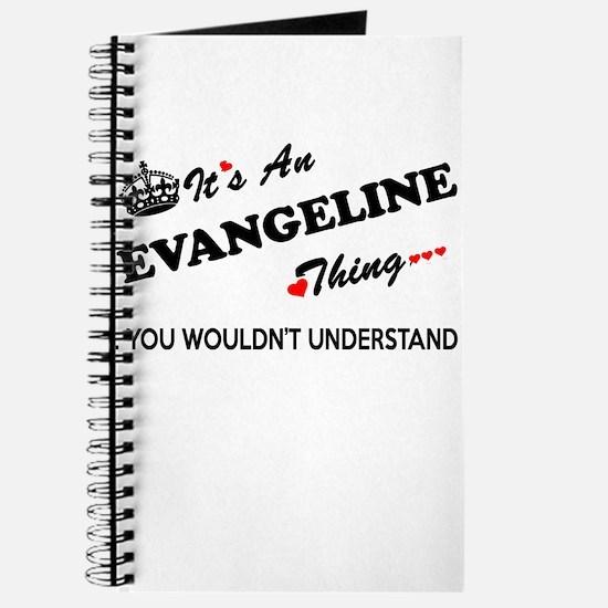 Cute Evangeline Journal