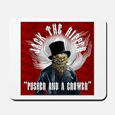 Jack the Ripper Mousepad
