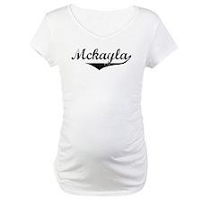 Mckayla Vintage (Black) Shirt