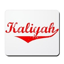Kaliyah Vintage (Red) Mousepad