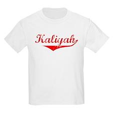 Kaliyah Vintage (Red) T-Shirt