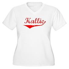 Kallie Vintage (Red) T-Shirt