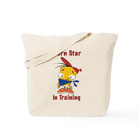 Corn Star Tote Bag
