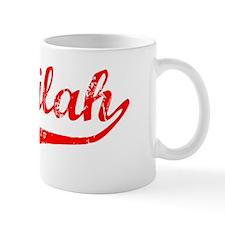 Kamilah Vintage (Red) Coffee Mug