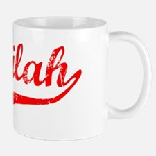 Kamilah Vintage (Red) Mug