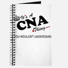 Cute Cna Journal