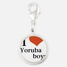 I love Yoruba boys Charms