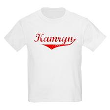 Kamryn Vintage (Red) T-Shirt