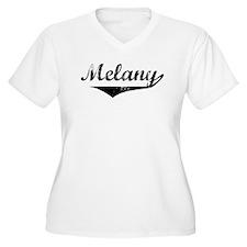 Melany Vintage (Black) T-Shirt