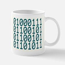 Binary Geek Mug
