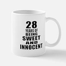 28 Sweet And Innocent Birthday Designs Mug