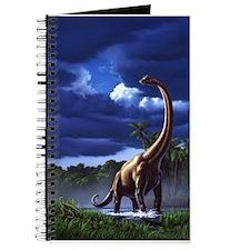 Brachiosaur 1 Journal
