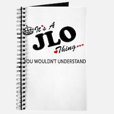 Cute Jlo Journal