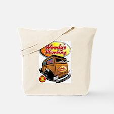 Woody's Plumbing @ eShirtLabs Tote Bag