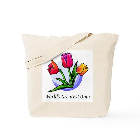 Greatest Oma Tote Bag